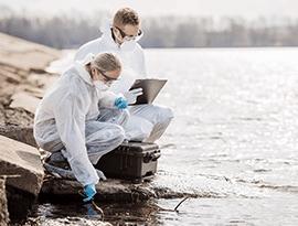 בדיקות סביבה ומים